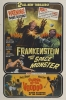 Frankenstein Meets the Space Monster poster