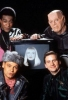 Red Dwarf TV show poster