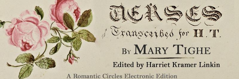 Verses Transcribed for H.T., edited by Harriet Kramer Linkin